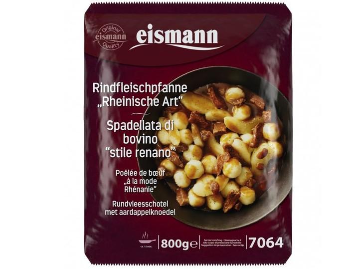 Rindfleischpfanne Rheinische Art