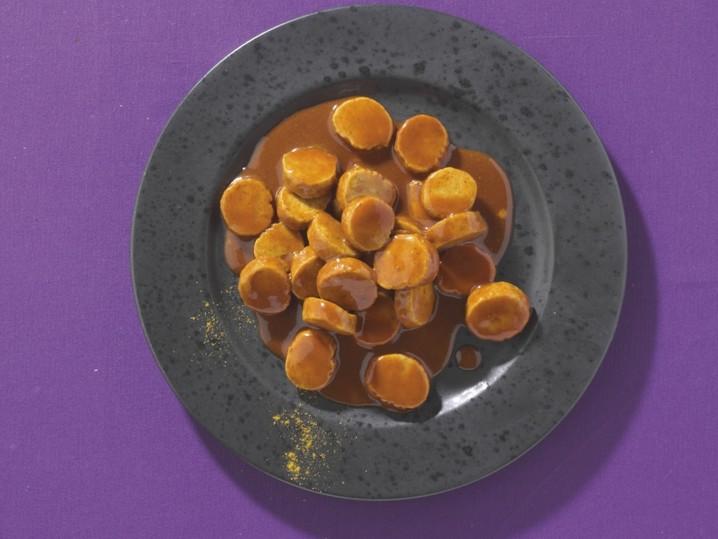 Geflügel-Currywurst