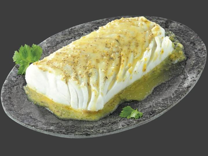 Genießer Fischfilet Honig-Senf