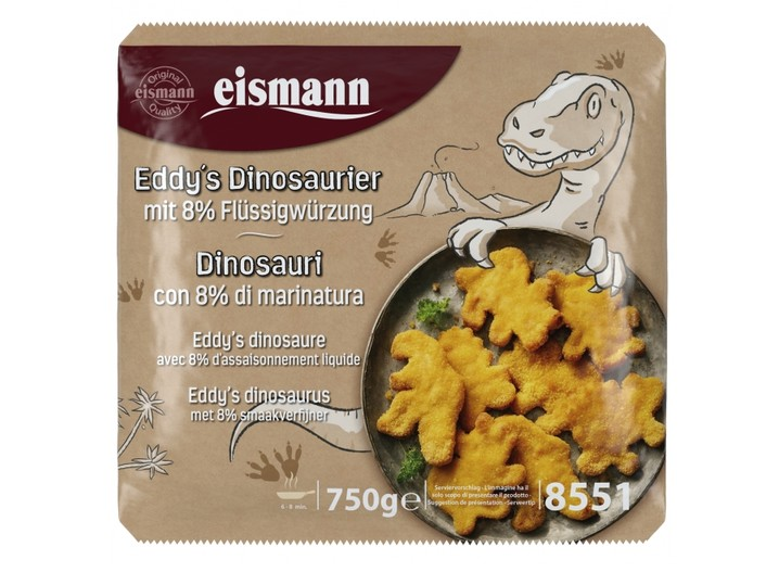 Eddy's Dinosaurier