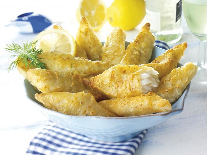 Fisch Knusperlis