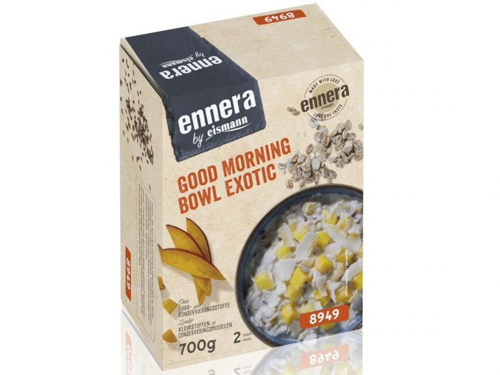 Good Morning Bowl Exotic