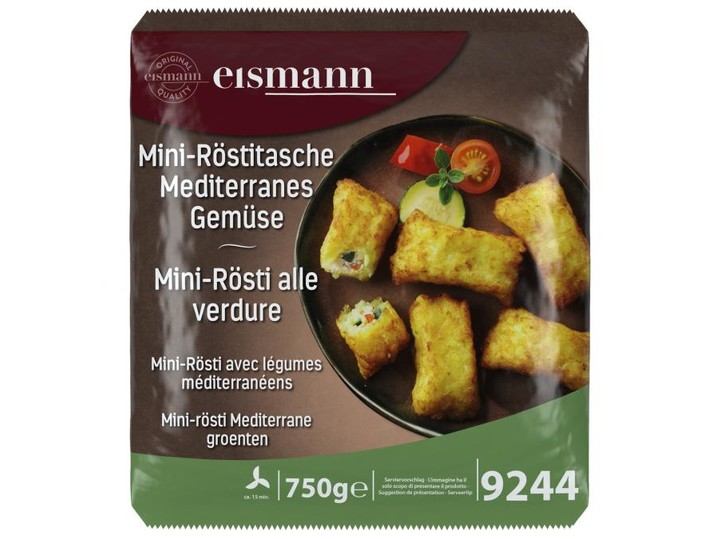 Mini-Röstitasche Mediterranes Gemüse