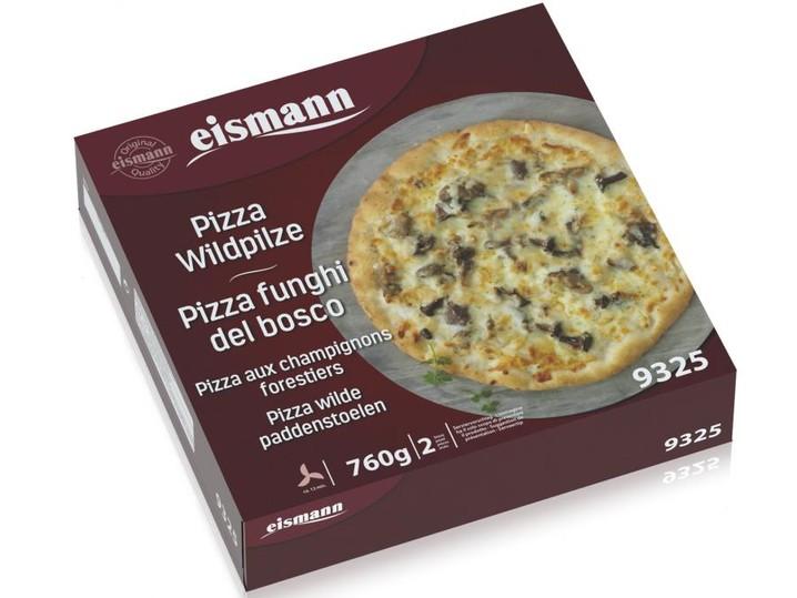 Pizza Wildpilze